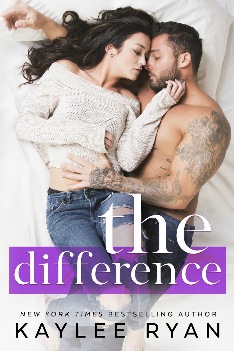 Cover Reveal: The Difference by Kaylee Ryan