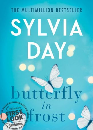 Cover Reveal: Butterfly in Frost by Sylvia Day