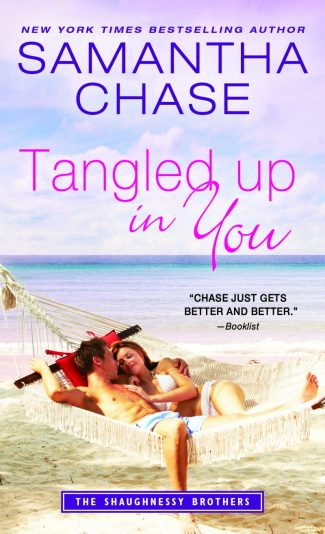 Release Day Blitz: Tangled Up in You (The Shaughnessy Brothers #7) by Samantha Chase