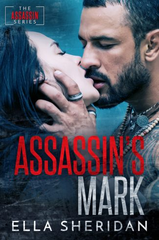 Cover Reveal: Assassin's Mark (Assassins #2) by Ella Sheridan
