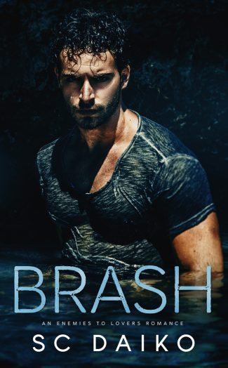 Cover Reveal & Giveaway: Brash by SC Daiko