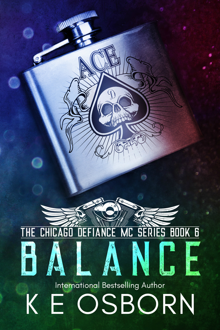 Release Day Blitz & Giveaway: Balance (Chicago Defiance MC #6) by KE Osborn