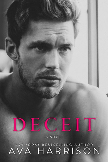 Cover Reveal: Deceit by Ava Harrison