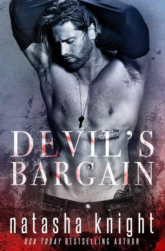 Cover Reveal: Devil's Bargain by Natasha Knight