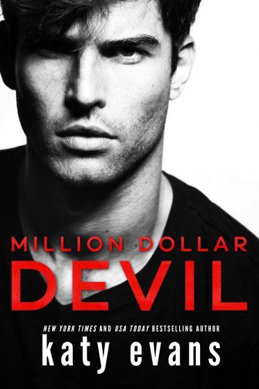 Release Day Blitz: Million Dollar Devil (Million Dollar #1) by Katy Evans