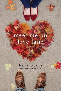 Cover Reveal: Meet Me on Love Lane (Hopeless Romantics #2) by Nina Bocci