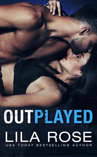 Cover Reveal & Giveaway: Outplayed by Lila Rose