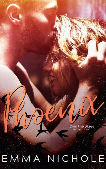 Release Day Blitz: Phoenix (Own the Skies #2) by Emma Nichole