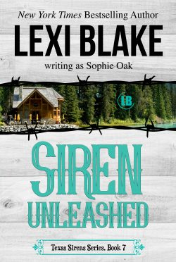 Release Day Blitz: Siren Unleashed (Texas Sirens #7) by Lexi Blake