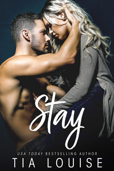 Cover Reveal: Stay by Tia Louise