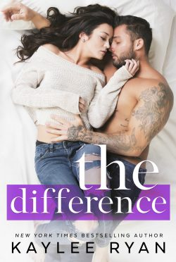 Release Day Blitz: The Difference by Kaylee Ryan