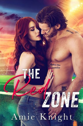 Cover Reveal: The Red Zone by Amie Knight