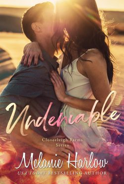 Cover Reveal: Undeniable (Cloverleigh Farms #2) by Melanie Harlow