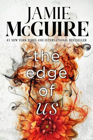 Cover Reveal: The Edge of Us (Crash and Burn #2) by Jamie McGuire