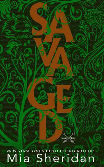 Cover Reveal: Savaged by Mia Sheridan