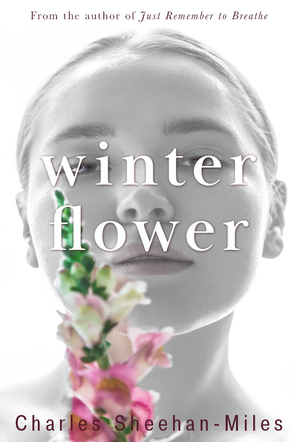 Cover Reveal: Winter Flower by Charles Sheehan-Miles