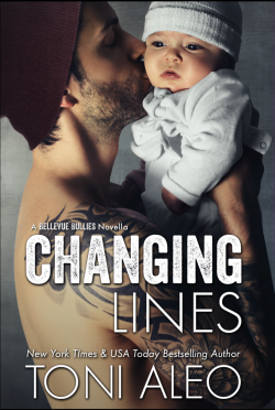 Release Day Blitz: Changing Lines (Bellevue Bullies #5) by Toni Aleo