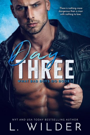 Release Day Blitz: Day Three (What Bad Boys Do #1) by L Wilder