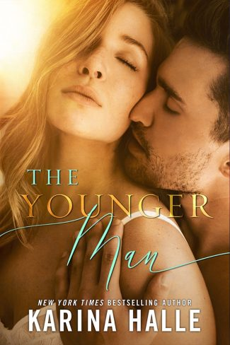 Cover Reveal: The Younger Man by Karina Halle
