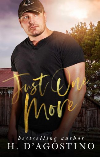 Cover Reveal: Just One More by Heather D'Agostino