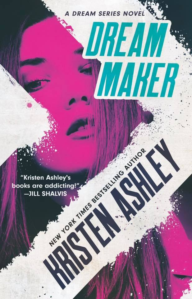 Cover Reveal: Dream Maker (Dream Series #1) by Kristen Ashley