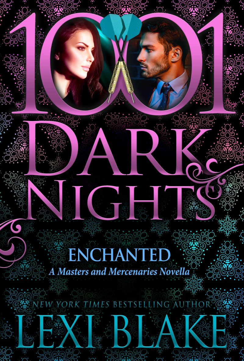 Release Day Blitz: Enchanted (Masters and Mercenaries #18.5) by Lexi Blake