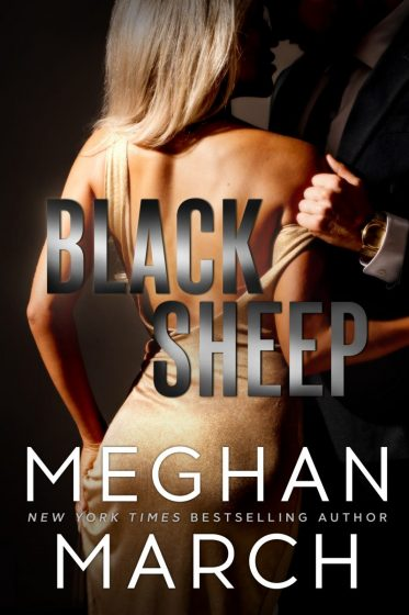 Cover Reveal: Black Sheep (Dirty Mafia Duet #1) by Meghan March