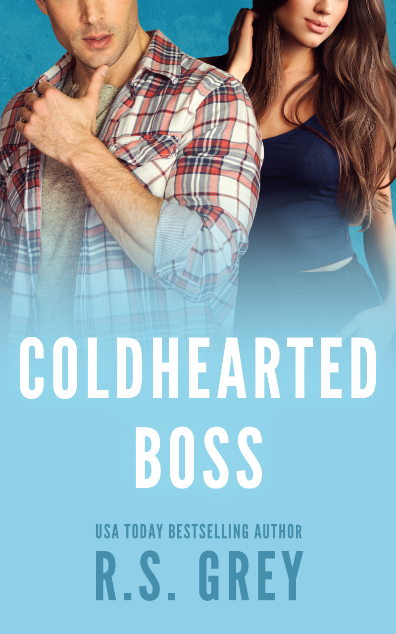 Release Day Blitz: Coldhearted Boss by RS Grey