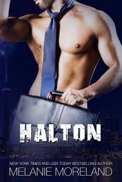 Release Day Blitz: Halton (Vested Interest #6) by Melanie Moreland