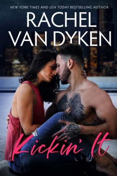 Release Day Blitz: Kickin' It (Red Card #2) by Rachel Van Dyken