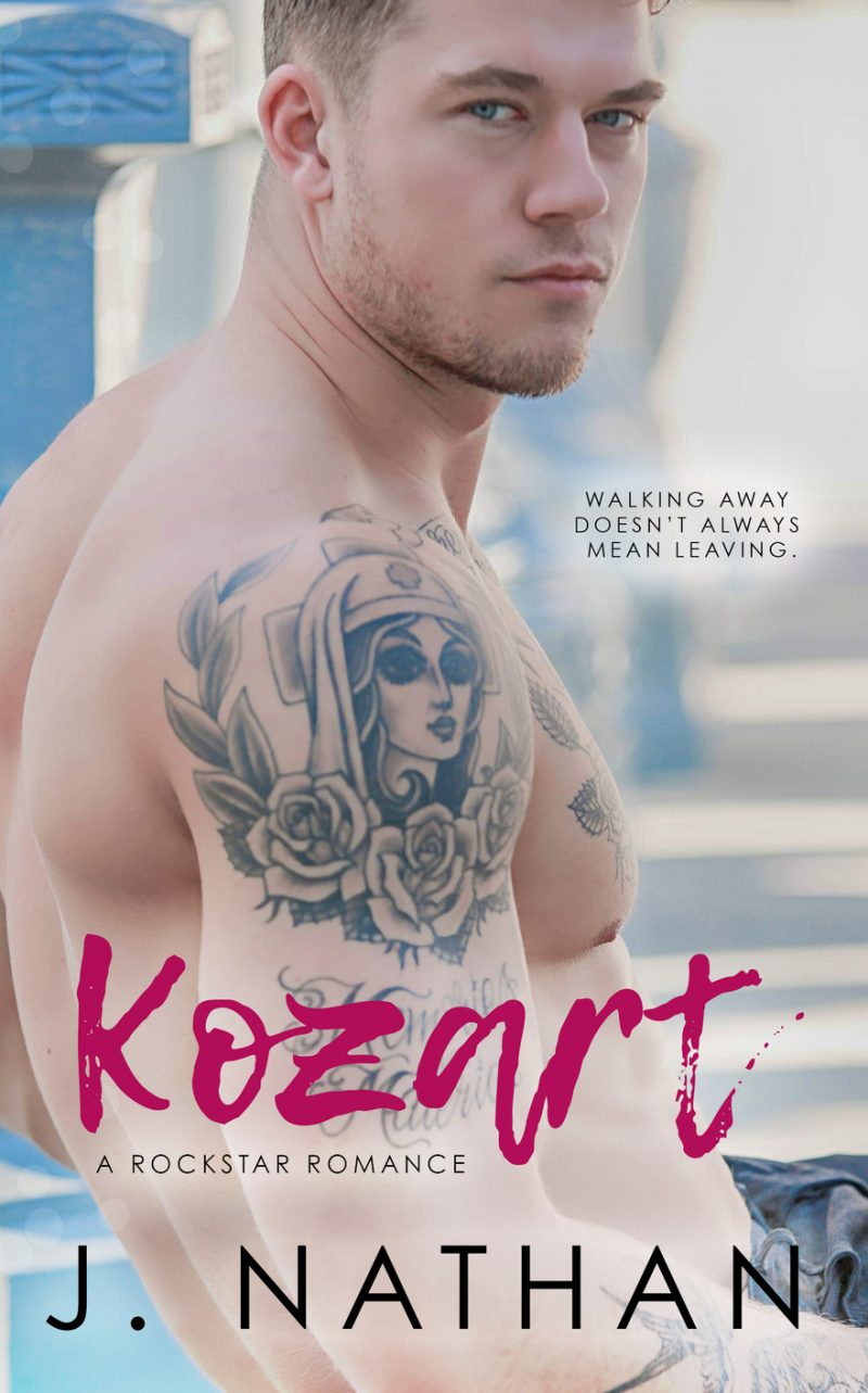 Cover Reveal: Kozart by J Nathan
