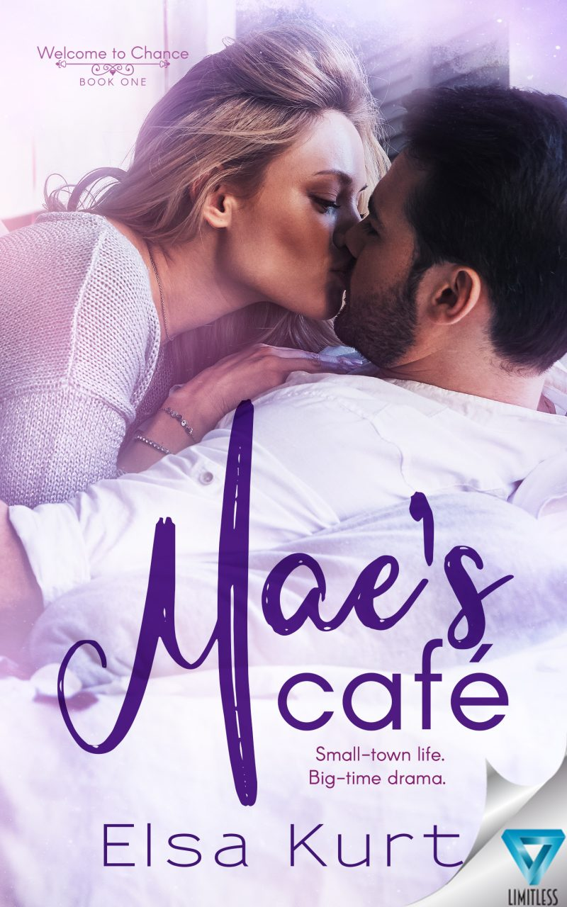 Release Day Blitz: Mae's Cafe (Welcome To Chance #1) by Elsa Kurt