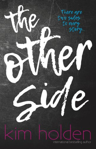 Cover Reveal: The Other Side by Kim Holden