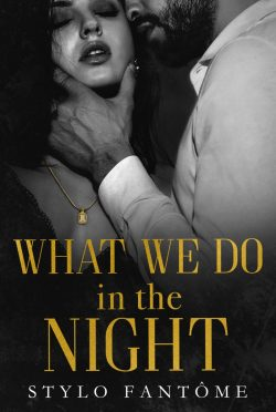 Release Day Blitz: What We Do in the Night (Day to Night Duet #1) by Stylo Fantome