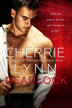 Release Day Blitz: Deadlock (Hacker World #1) by Cherrie Lynn