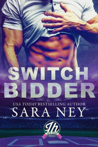 Cover Reveal: Switch Bidder (Jock Hard #2.5) by Sara Ney