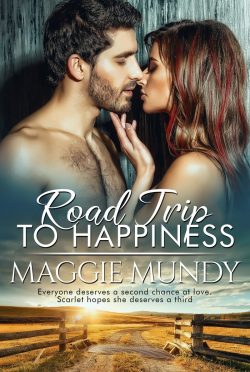 Release Day Blitz: Road Trip to Happiness by Maggie Mundy