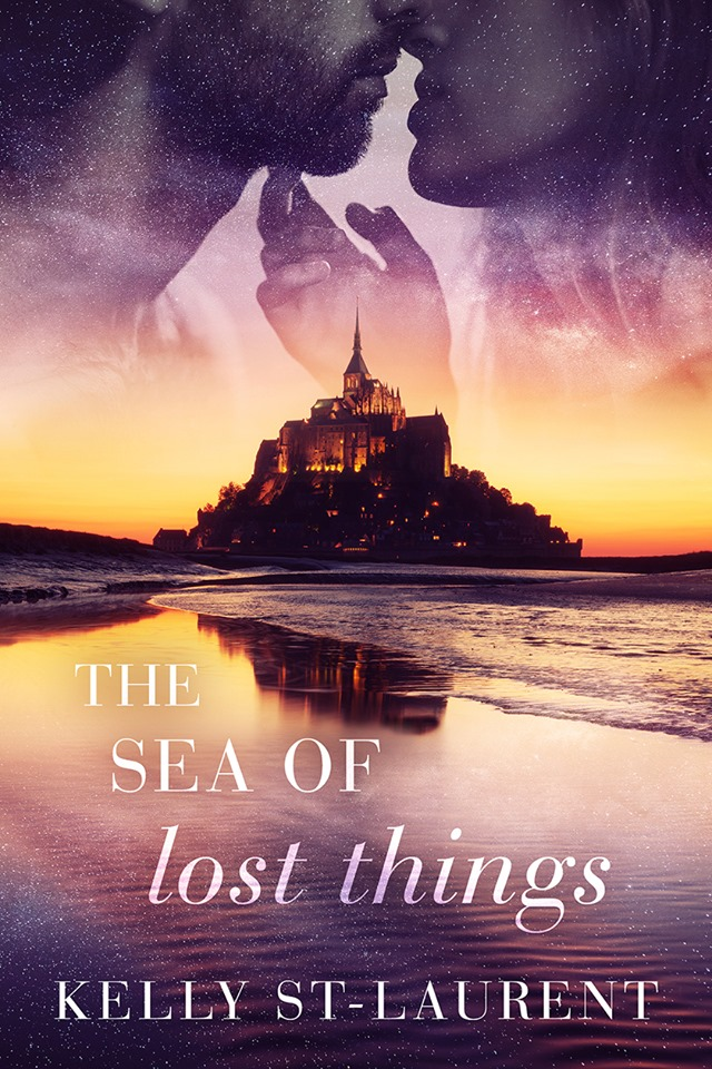 Cover Reveal: The Sea of Lost Things by Kelly St Laurent