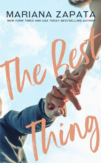 Cover Reveal: The Best Thing by Mariana Zapata