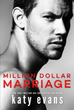 Release Day Blitz: Million Dollar Marriage (Million Dollar #2) by Katy Evans