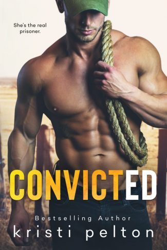 Cover Reveal: Convicted by Kristi Pelton