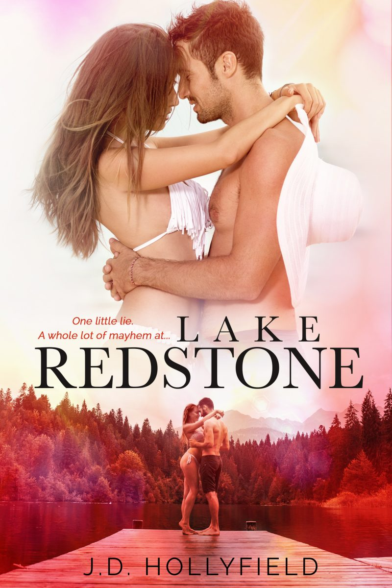 Release Day Blitz: Lake Redstone by JD Hollyfield