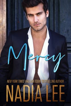 Cover Reveal: Mercy (Sins Trilogy #3) by Nadia Lee