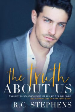 Cover Reveal: The Truth About Us (Bryant Family #1) by RC Stephens