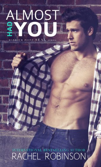 Cover Reveal: Almost Had You by Rachel Robinson