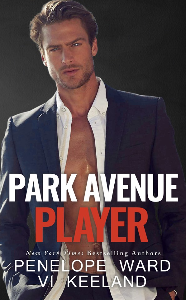 Cover Reveal: Park Avenue Player by Vi Keeland & Penelope Ward