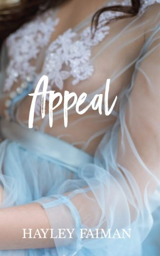 Cover Reveal: Appeal (Esquire Black Duet #2) by Hayley Faiman