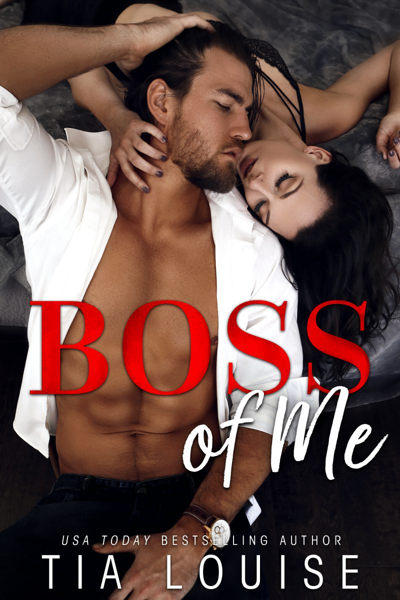 Cover Reveal: Boss of Me by Tia Louise