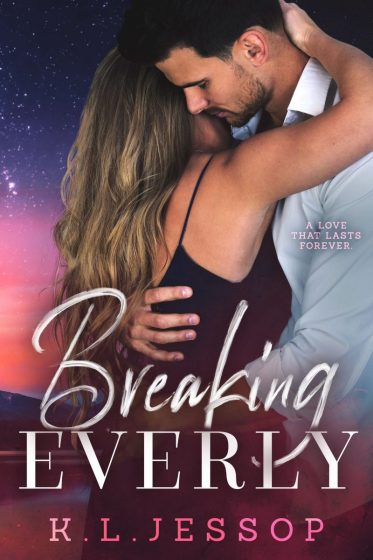 Cover Reveal: Breaking Everly by KL Jessop