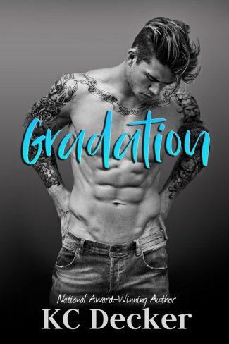 Cover Reveal: Graduation by KC Decker